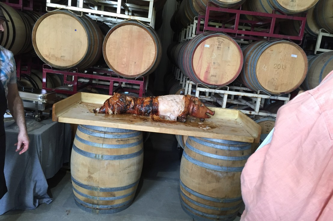 A Bovine and Wine Saturday at HdV