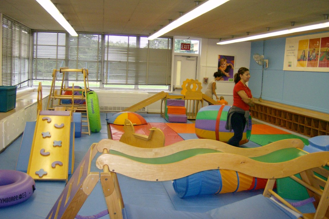 Cornerstone Sonoma: Gymboree for adults