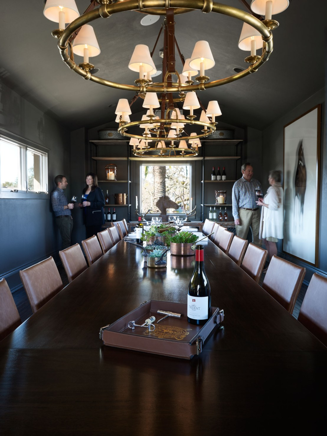 silver trident meeting room