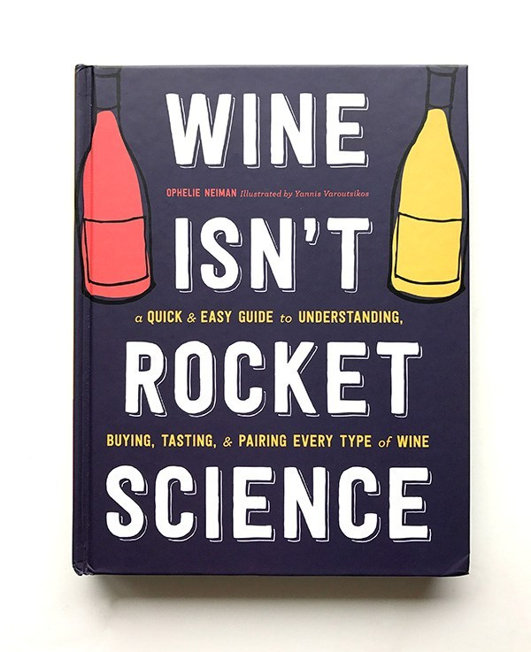 Maybe making wine is rocket science after all