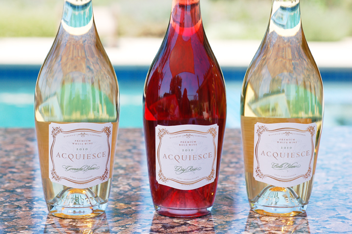 Great Lodi Wines, Part I: Acquiesce Winery
