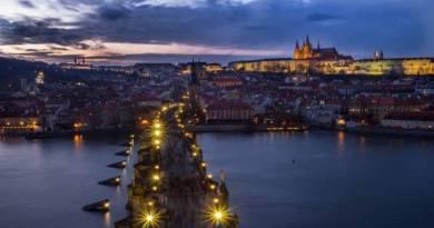 Top 12 Prague Hotels near Charles Bridge with Prague Castle view
