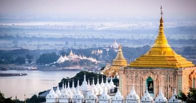 โรงแรม ที่พัก มัณฑะเลย์ Mandalay ประเทศพม่า Myanmar topofhotel