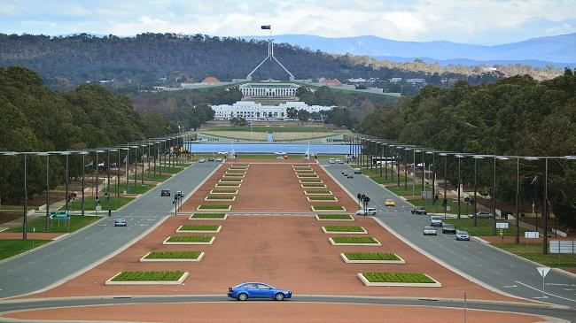โรงแรม ที่พัก แคนเบอร์รา Canberra topofhotel