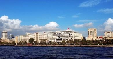 เมืองอิซมีร์ (Izmir) ประเทศตุรกี โรงแรม ที่พัก Topofhotel รีวิว โรงแรม 2