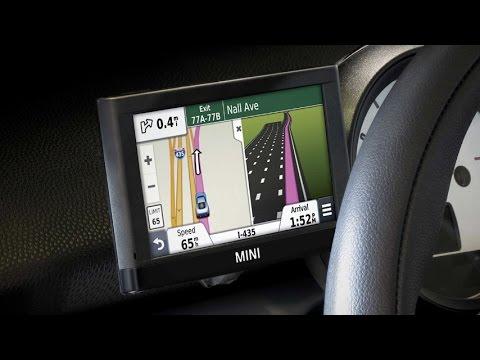 Garmin GPS System