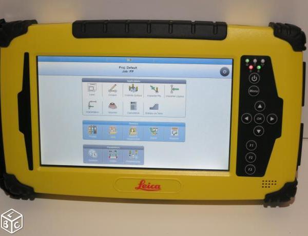 TABLETTE PC DURCI LEICA ICON CC60 LEICA.