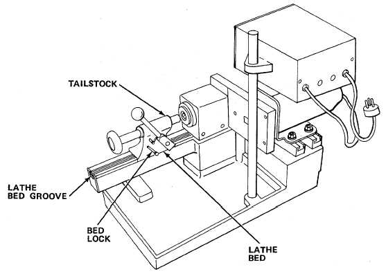 Replace Tailstock Assembly