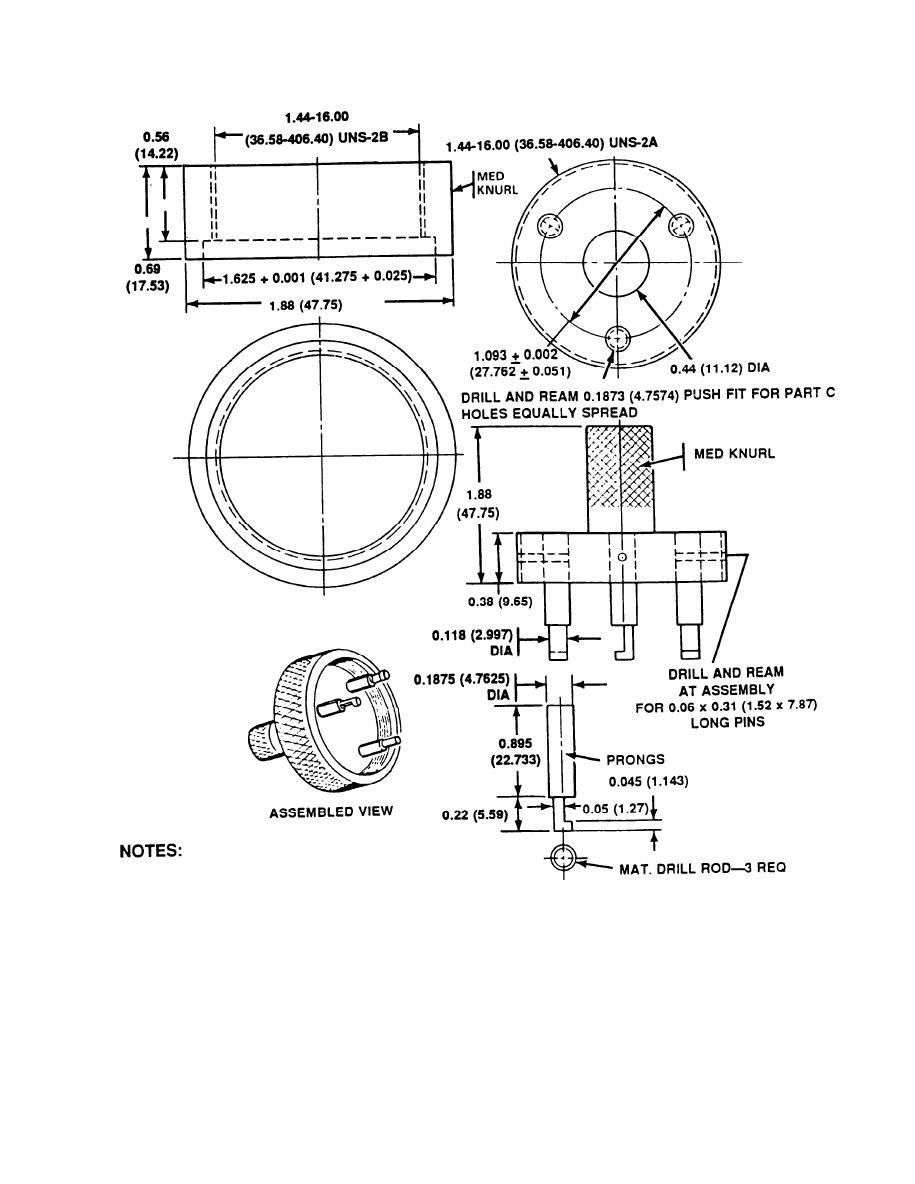Figure E-4. Prism Shelf Remover 9333795
