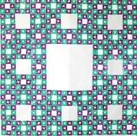 Sierpinski Carpet Project | Juegos topolgicos