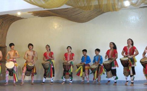 Pisirian PawPaw Drum Band