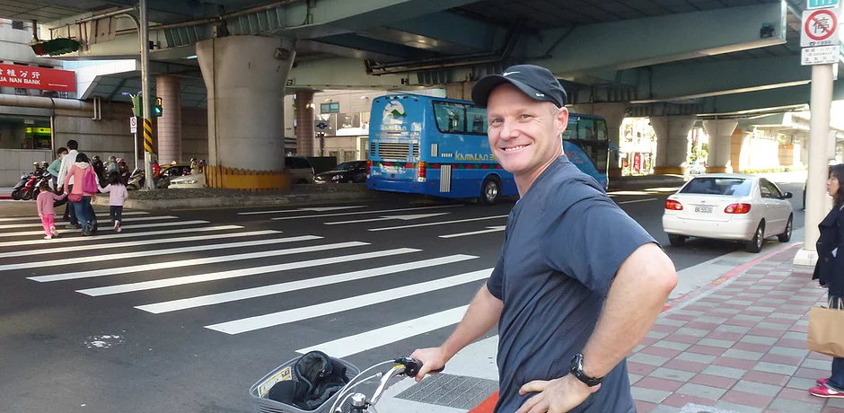 One person, one weekend and an Ubike: An unforgettable journey in Taipei