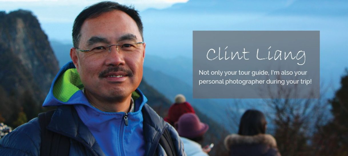 [Taiwan Tour Guide] Clint: Travel Is the Interaction with Life