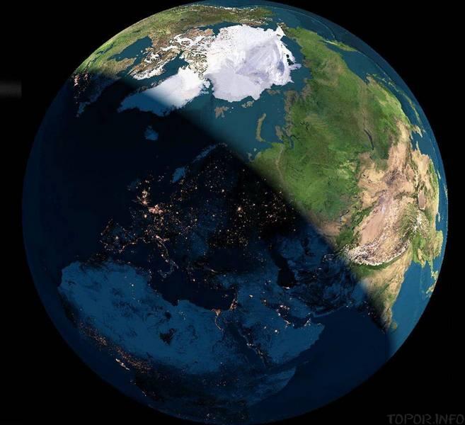 День и ночь на Земле
