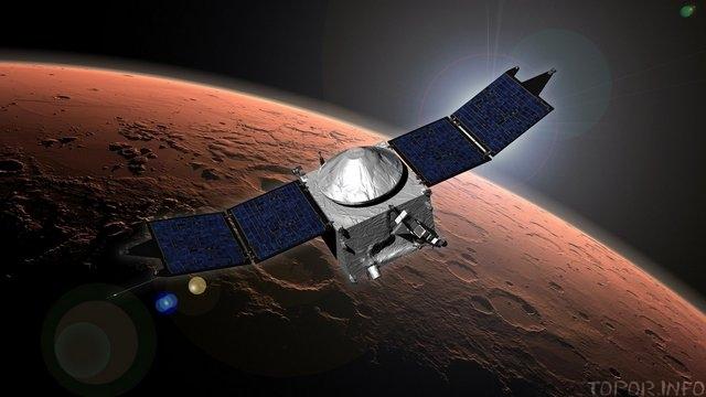 Высадка человека на марс