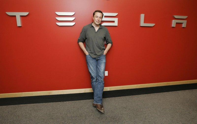 Илон Маск – руководитель Tesla