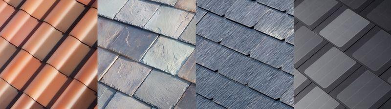 Черепица Solar Roof