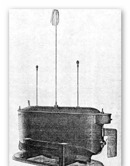 Радиоуправляемая лодка Теслы