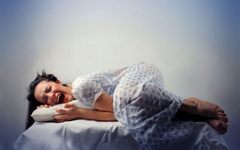 Betapa bercakap tidur menunjukkan dirinya