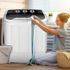best stackable washer dryer for RV