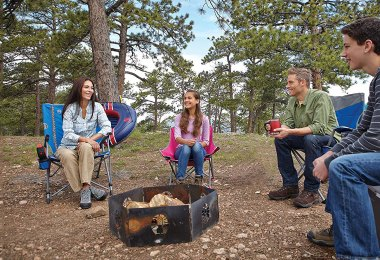 Best camping chair for large person