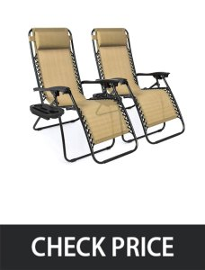 Best-Choice-Products Zero Gravity Lounge Chair