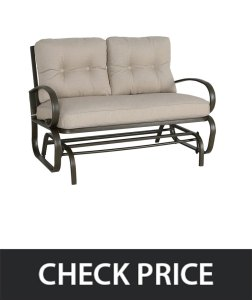 Patio-Glider-Bench-Outdoor-Loveseat