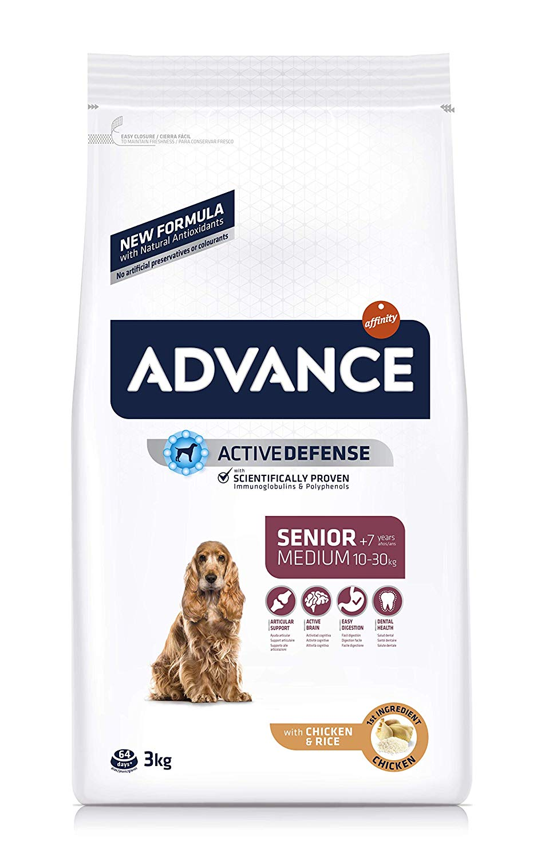 Advance Senior para perros medianos