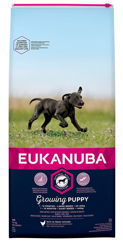 Eukanuba Mini Razas grandes