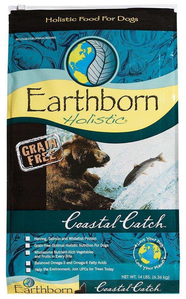Pienso Earthborn Holístico Coastal Catch