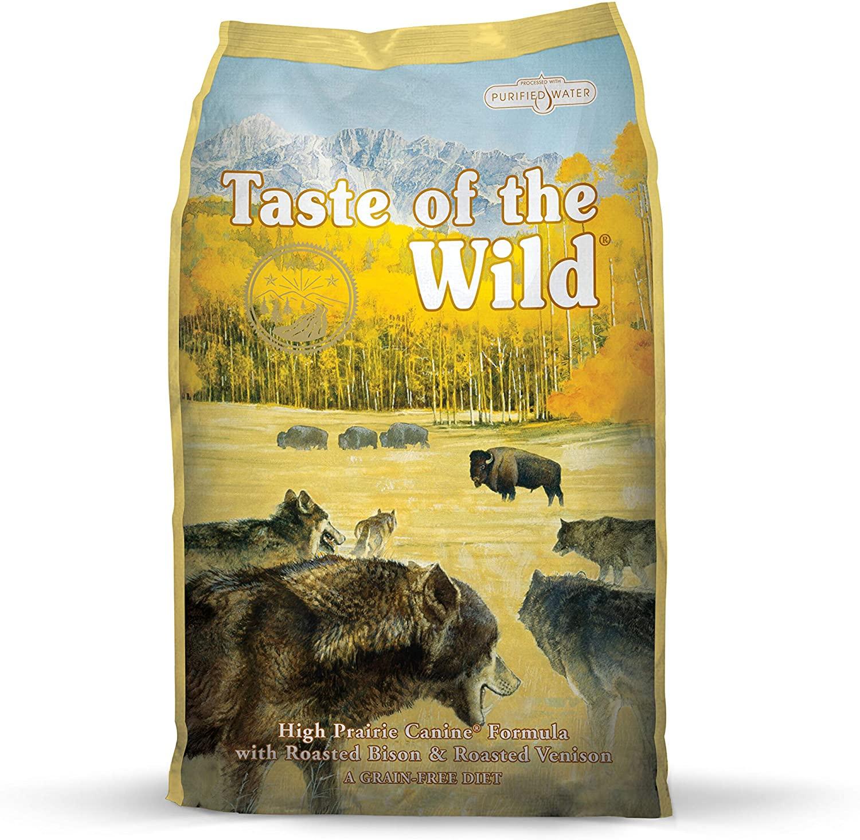 Pienso Taste of the Wild High Prairie