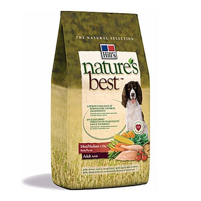 Hill's Nature's Best Canine Adult M/M