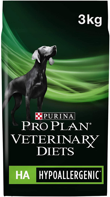 Pienso Pro Plan Veterinary Diets HA ( Soja) hipoalergénico para perros