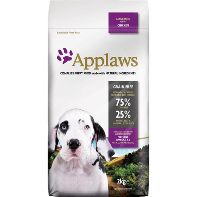 Pienso de cachorros Applaws puppy large breed