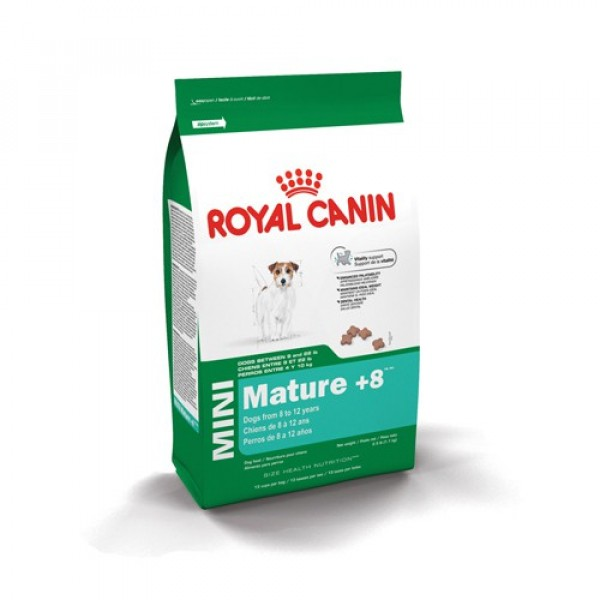 Pienso Royal Canin Mini Mature 8
