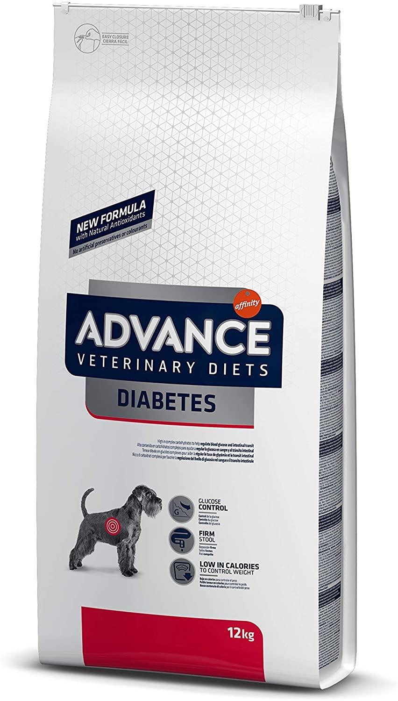 Pienso Advance Veterinary Diet diabetes colitis para perros con esta dolencia