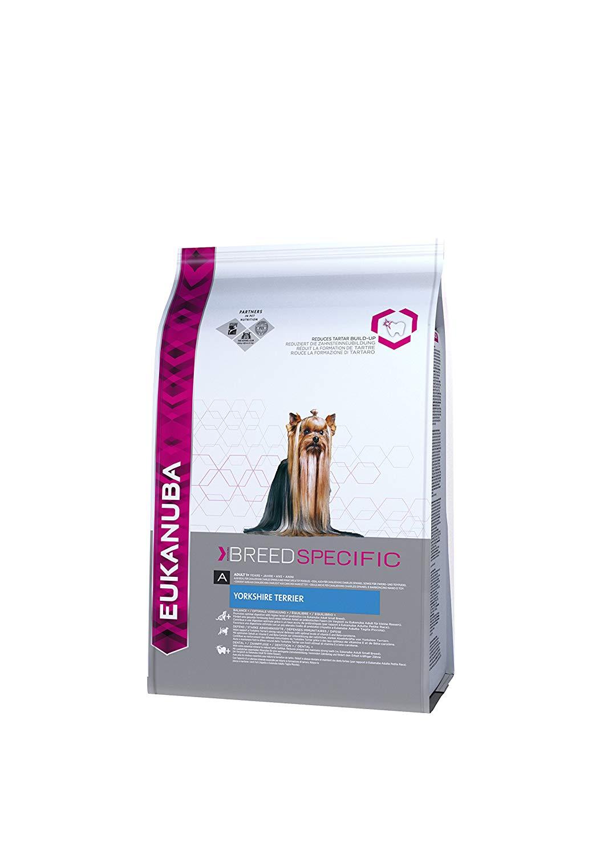 Pienso Eukanuba Yorkshire Terrier