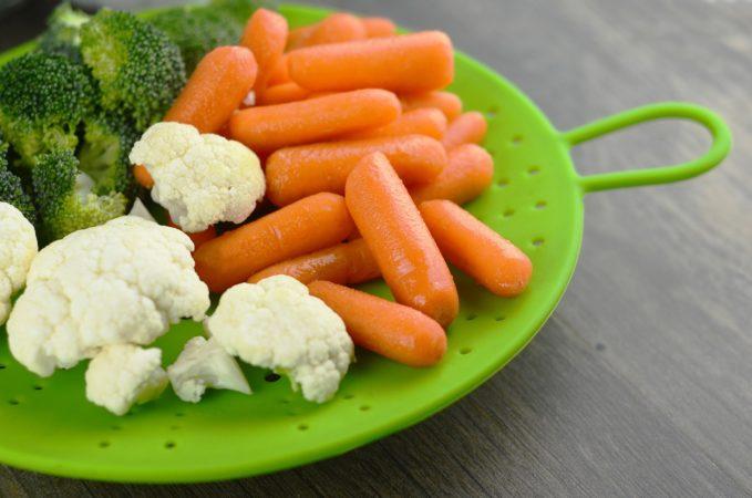 vegetales dieta barf
