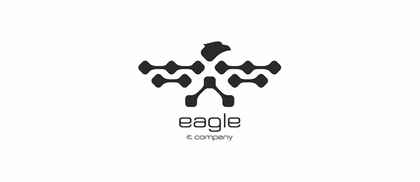 50 Awesome Eagle Logo Designs For Your Inspiration