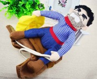 Riding Cowboy Dog Costume - Top Pet Gifts