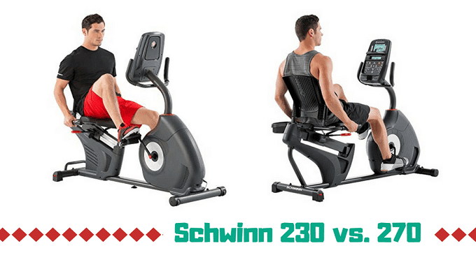 This Is The Last Schwinn 230 vs. 270 Review You'll Ever Need