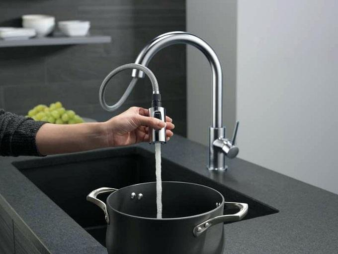 best-pull-down-kitchen-faucets