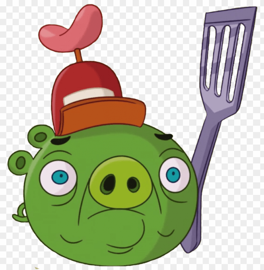 Angry Birds 2 Pigs Png Image With Transparent Background Toppng