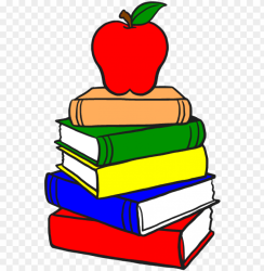 book stack cartoon picture of books PNG image with transparent background TOPpng