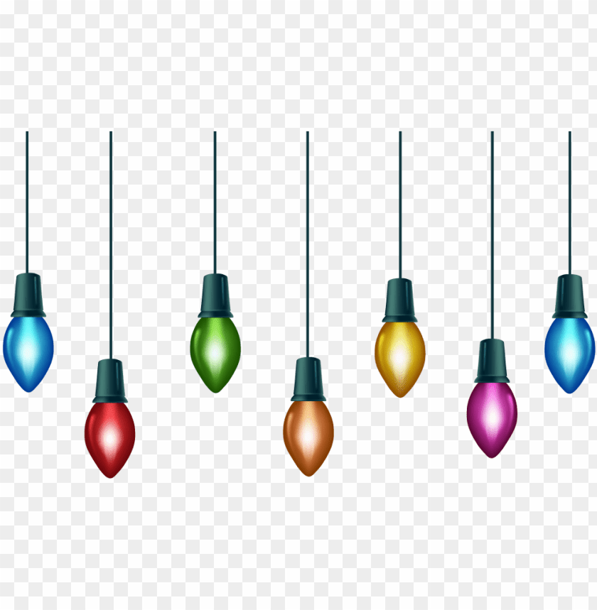 Christmas Light Png Transparent Image Hanging Christmas Lights Png Image With Transparent Background Toppng