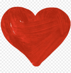 heart hearts red aesthetic tumblr edit png heart red PNG image with transparent background TOPpng