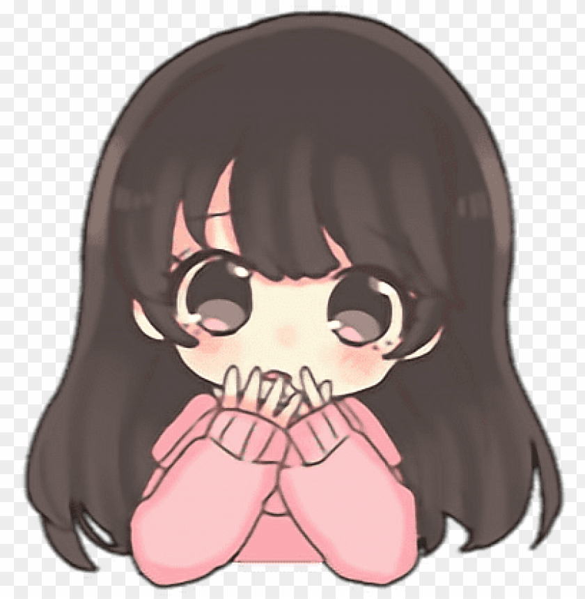 kawaii stickers cute sticker chibi adorable png anime anime 11562992771vyvej235iu
