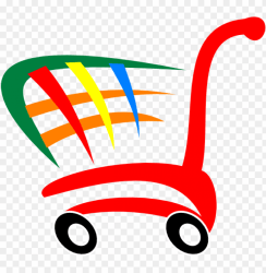 shopping cart clip art at clker shopping carts clip art PNG image with transparent background TOPpng