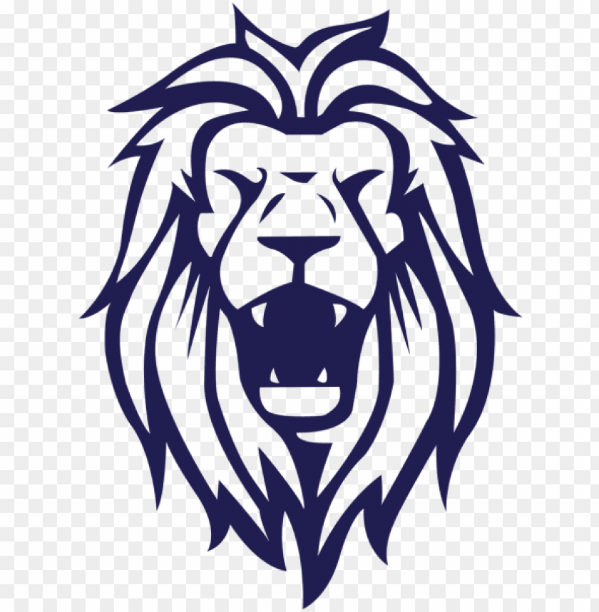 Tiger Png And Clipart Tiger Logo Tiger Creative Lion Logo Png Image With Transparent Background Toppng