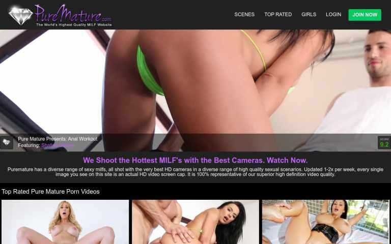 PureMature - top Milf Porn Sites